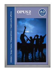 Porte-affiche clipsable Opus 2 A0 32mm